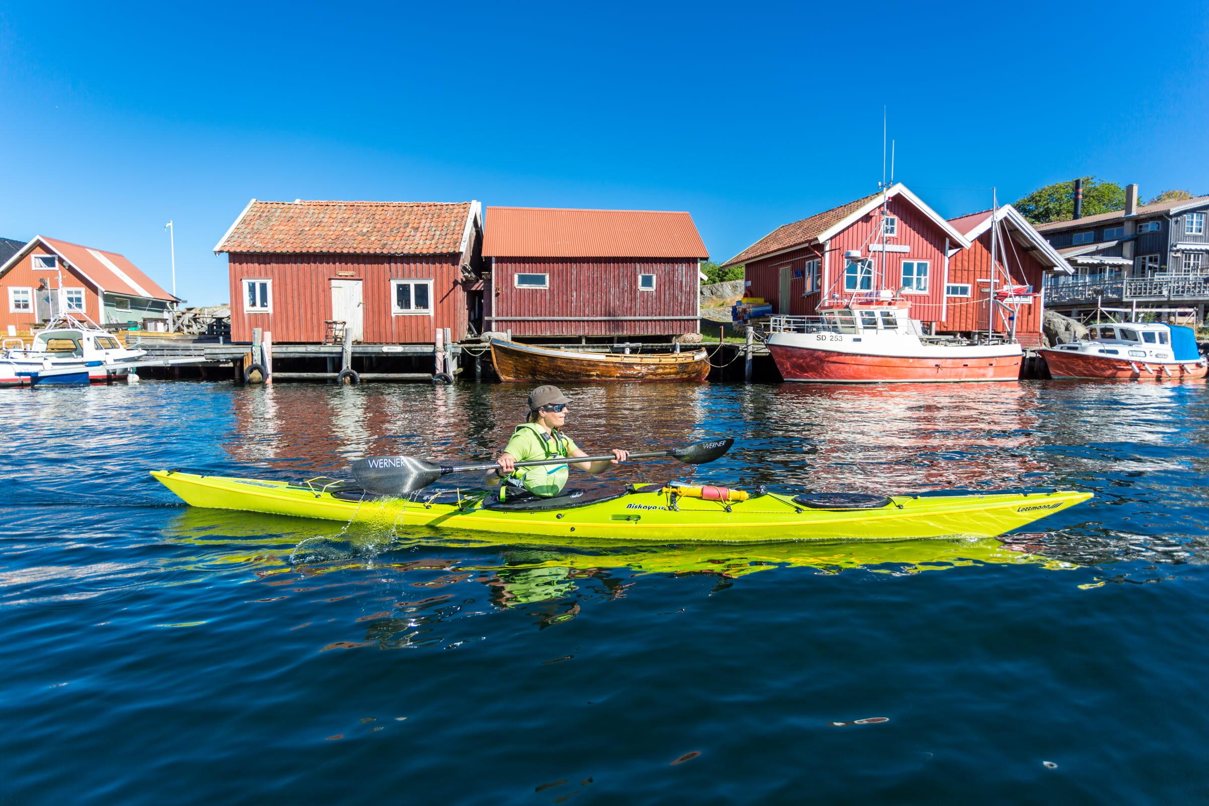 Bohuslän med smuggelkryssning