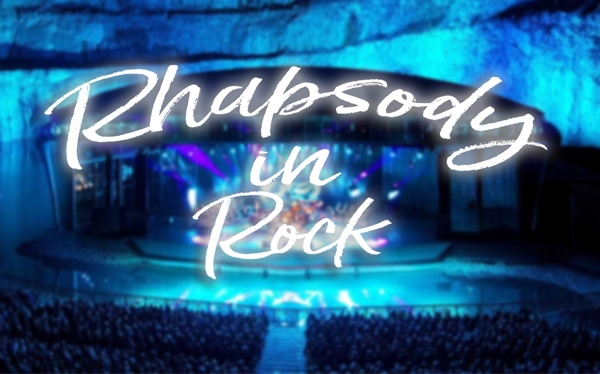Rhapsody in rock i Dalhalla