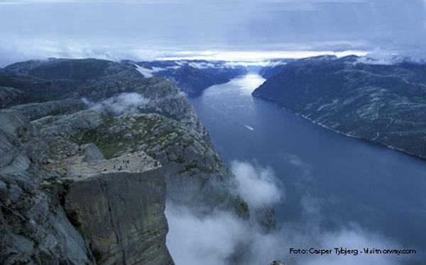 Sydnorge med Lysefjorden 6 dagar